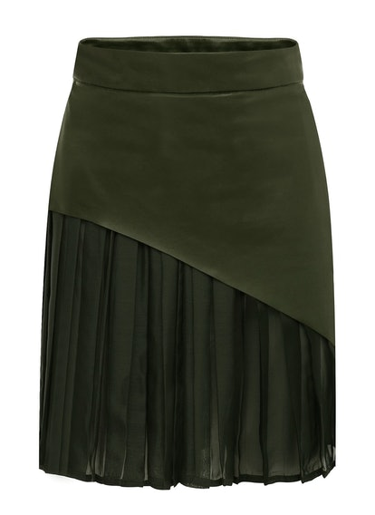 Sass Pleated Skirt