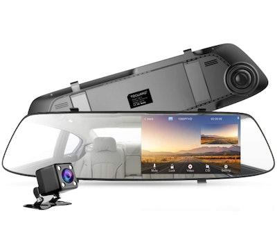 Toguard Backup Camera And Dash Cam