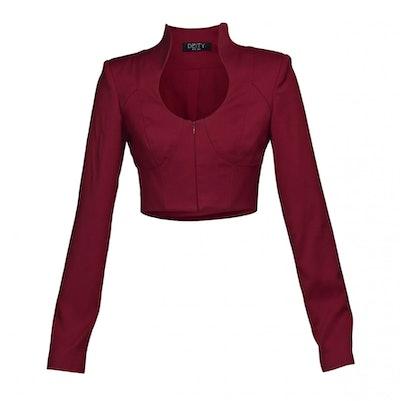 Tailored Bolero Jacket