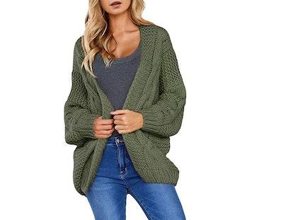 Astylish Women's Chunky Knit Sweater