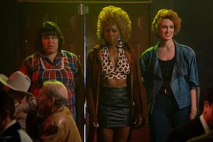 The cast of Netflix's 'GLOW' in Season 3