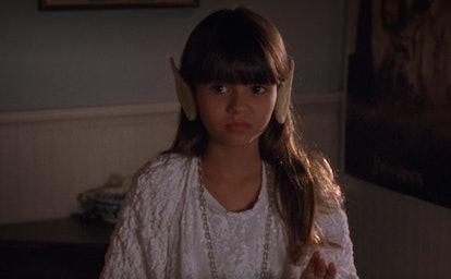 Victoria Justice on Gilmore Girls via a screenshot
