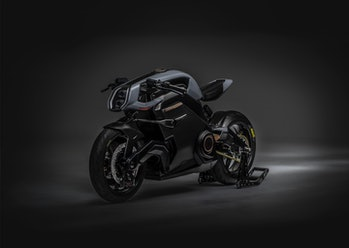 The Arc Vector is a premium electric motorcycle that will cost $117,000.
