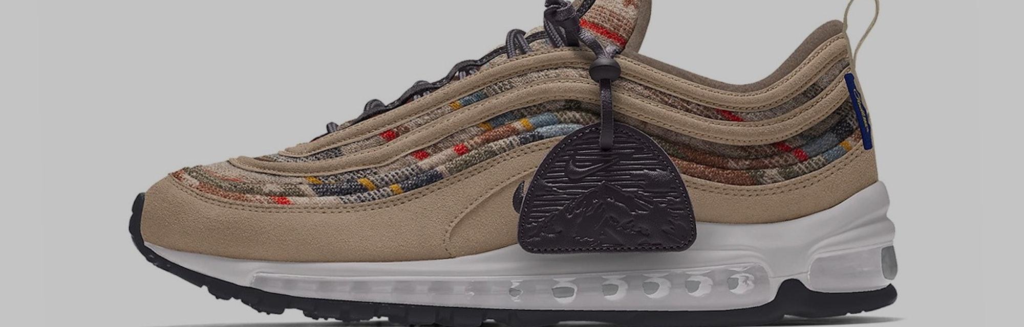 Nike By You Pendleton Air Max 97
