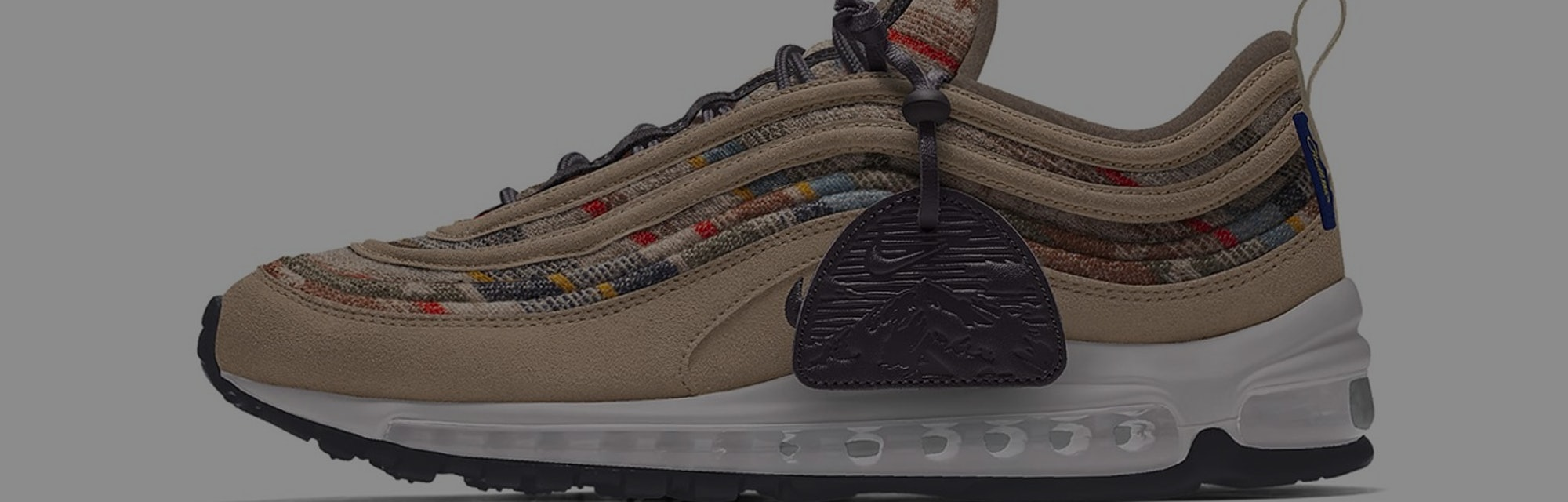 Nike By You Pendleton Air Max 97