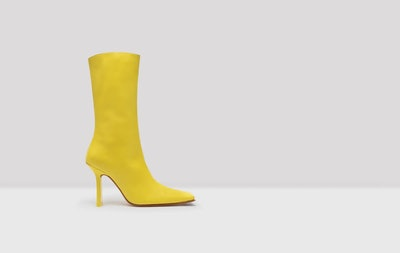 Noor Leather Boot