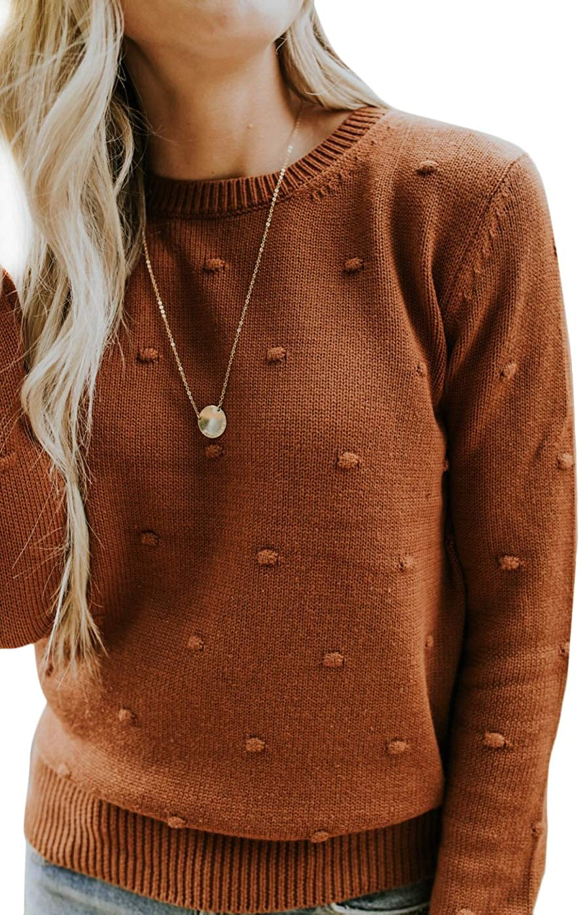 Cosygal Pom-Pom Jumper Sweater