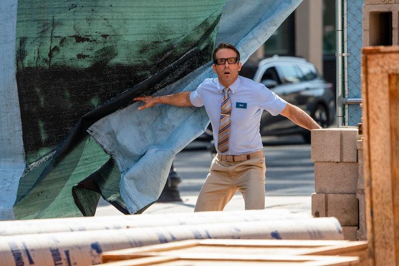 Ryan Reynolds in 'Free Guy' Trailer