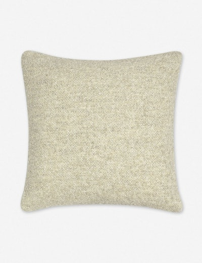 Manon Linen Bouclé Pillow