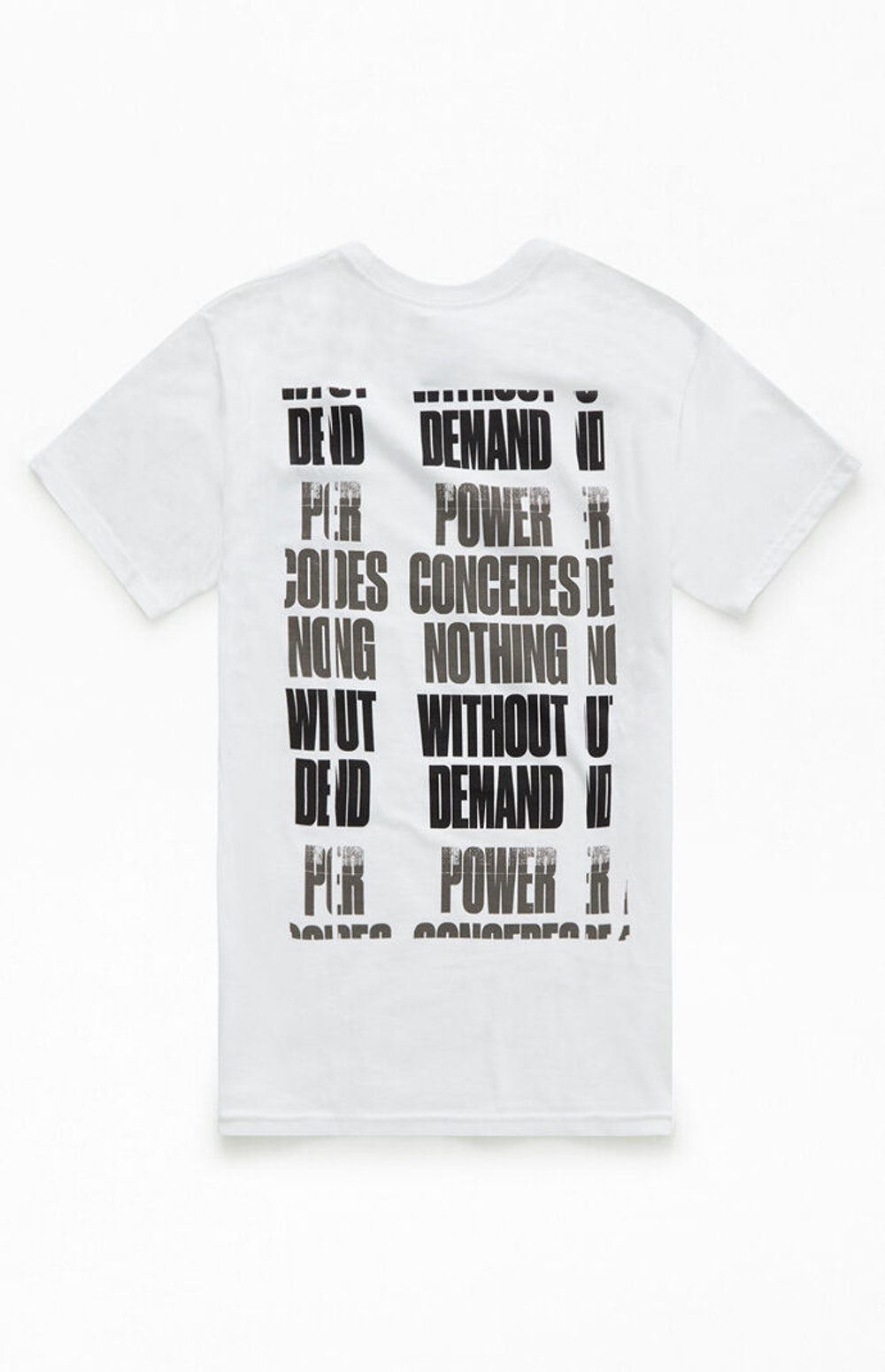 PacSun x Sony Music Your Voice, Your Power, Your Vote T-Shirt