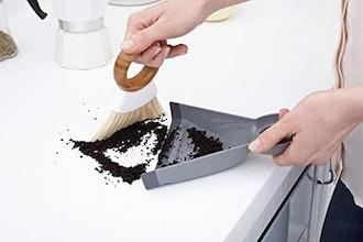 Full Circle Brush and Dust Pan