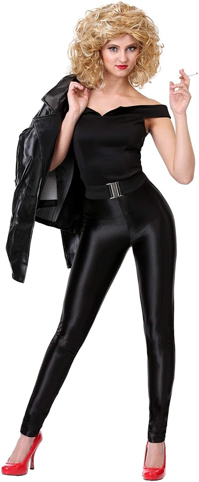 Grease Deluxe Bad Sandy Costume