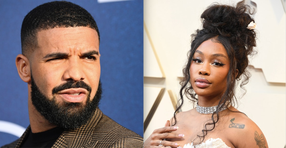 When did Drake and SZA date? Here's the timeline.