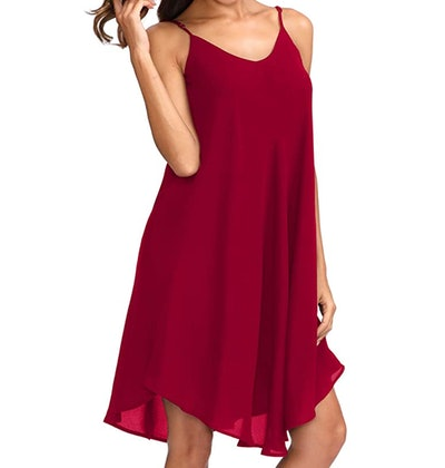 Romwe Women's Summer Slip Dress