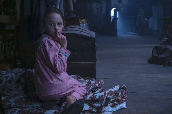 """The song """"O Willow Waly"""" is sung throughout 'The Haunting of Bly Manor.'"""