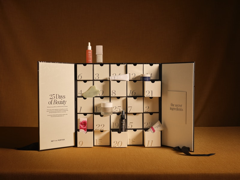 NET-A-PORTER's 2020 advent calendar is here and packed with plenty of good products.