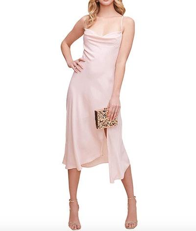 ASTR the label Gaia Sleeveless Midi Slip Dress