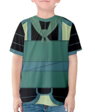 Kid's Ping Mulan Inspired Shirt