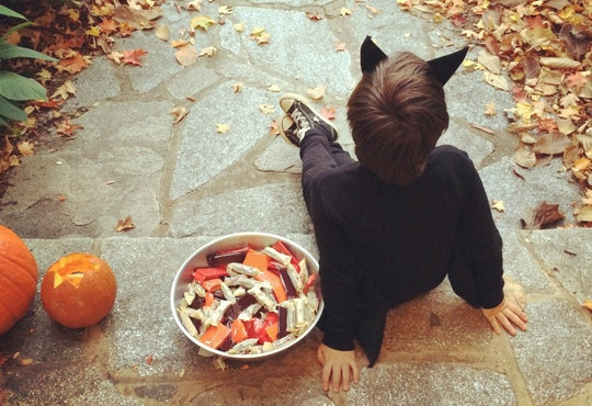 Experts say wiping down Halloween candy isn't an absolute necessity, but you can if it makes you fee...