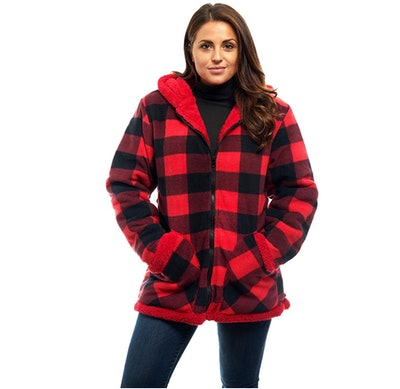 TrailCrest Sherpa Lined Coat