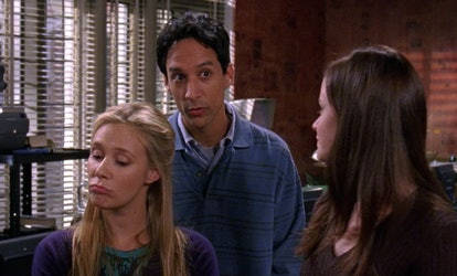 Danny Pudi on Gilmore Girls via a screenshot