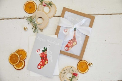Half Baked Harvest x Etsy Holiday Stocking Set of Cards