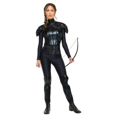 Mockingjay Part 1 Deluxe Women's Katniss Costume