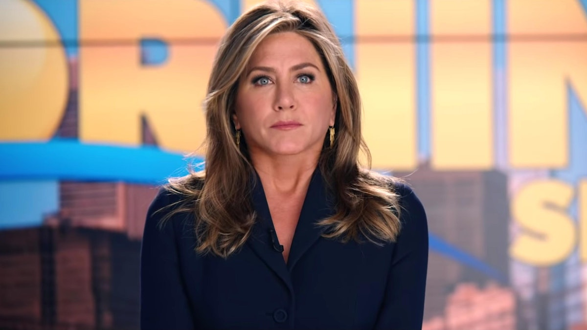 Jennifer Aniston as Alex Levy in 'The Morning Show'