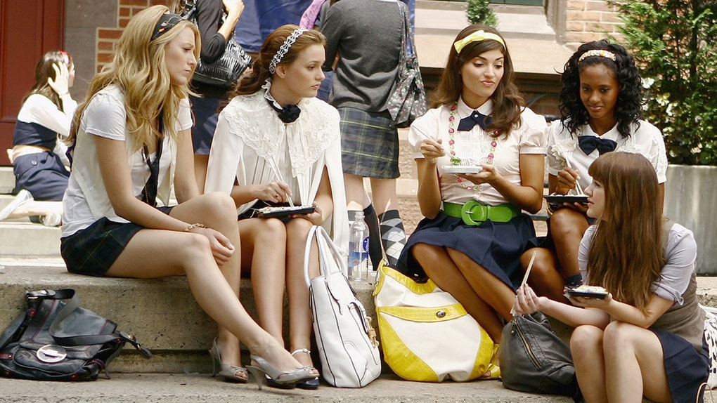 Blake Lively's 'Gossip Girl' throwback Instagram is a trip back to 2007 style.