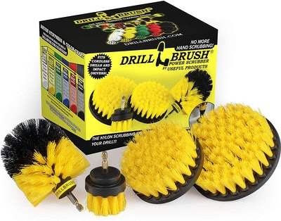 Drillbrush Power Brush (4-Pieces)