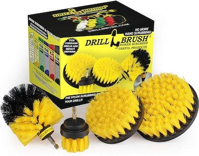 Drillbrush Power Brush (4-Pieces)