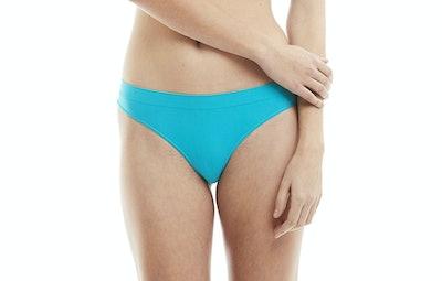 Kalon Nylon Spandex Thong Underwear (6-Pack)