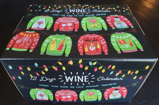 12 Days of Wine Calendar from sam's club