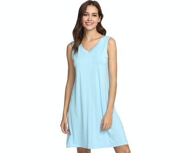 GYS Bamboo Nightgown