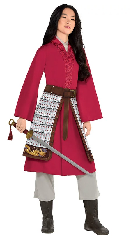 Adult Mulan Costume - Disney Mulan Live-Action