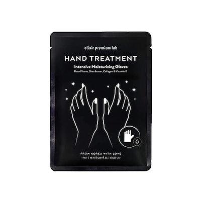 Elixir Premium Lab Moisturizing Gloves Hand Mask