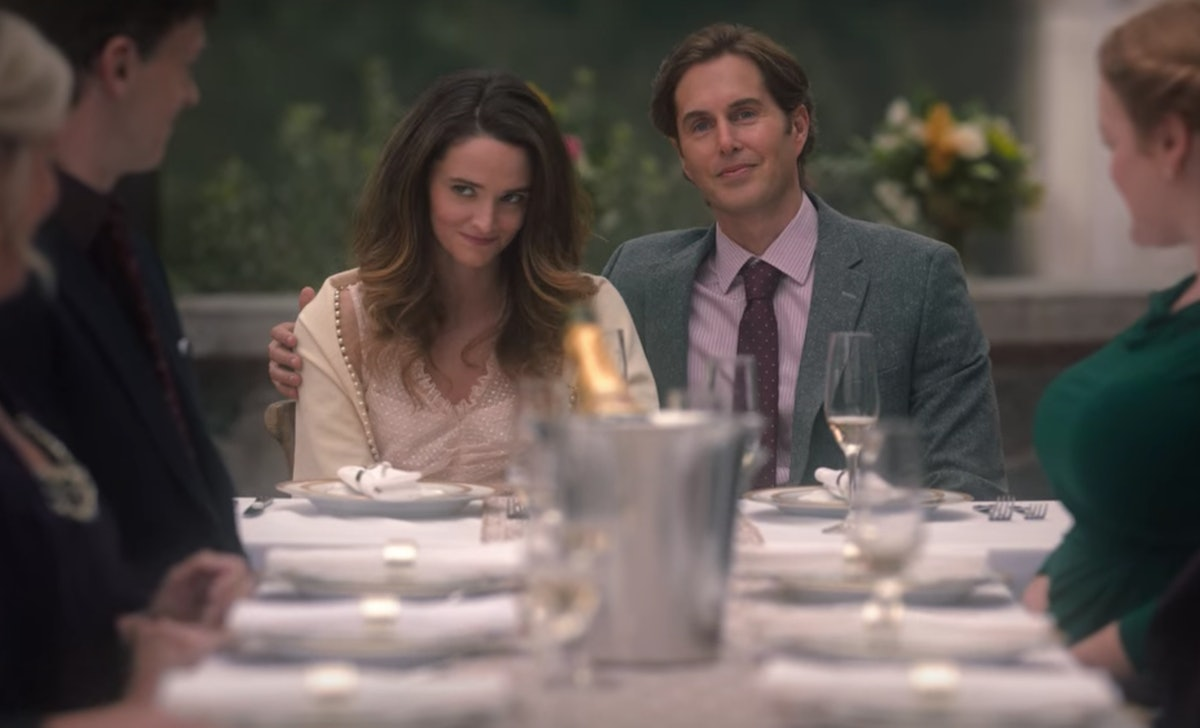 The couple getting married at the start of 'The Haunting of Bly Manor' is a big reveal.