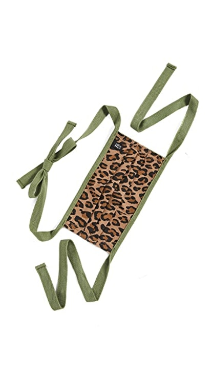 R13 Leopard Face Covering