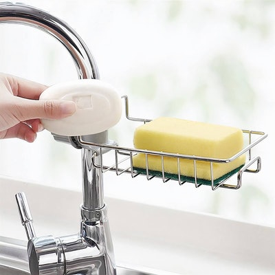 KMEIVOL Sink Caddy Organizer