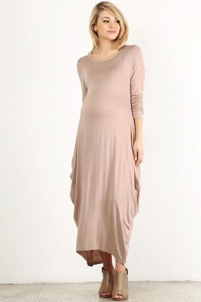 Maternity Dress Plus Size
