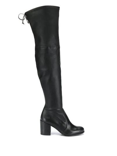 Tie Land boots