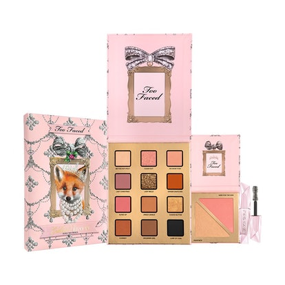 Enchanted Beauty Foxy Neutrals Makeup Set