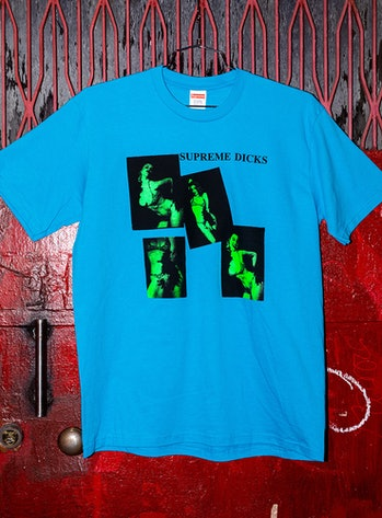 Supreme Dicks T-Shirt