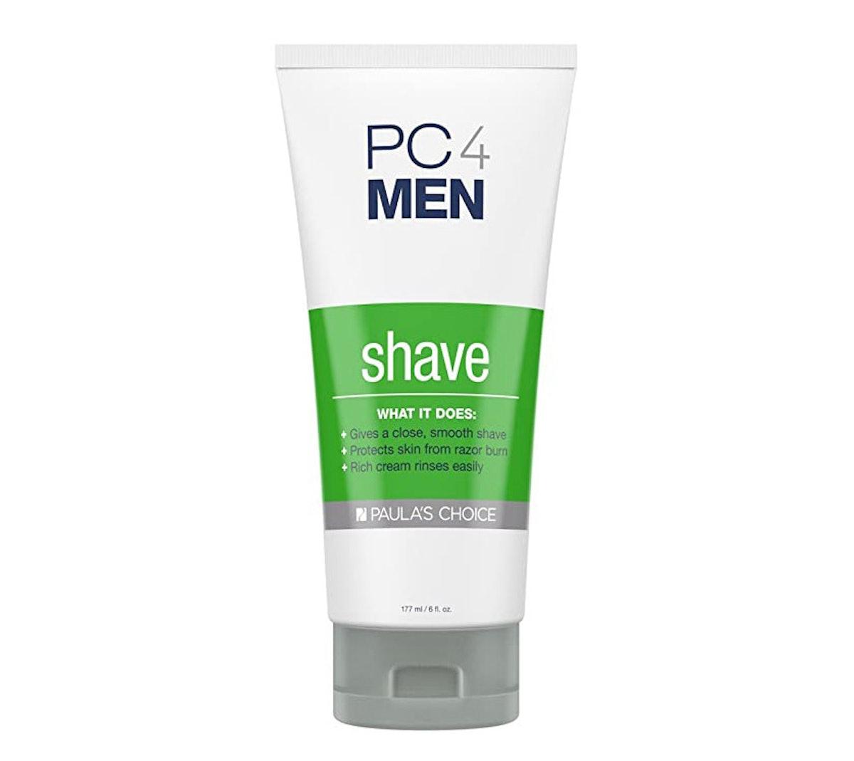Paula's Choice PC4MEN Unscented Shaving Cream