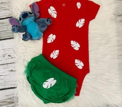Lilo Bodysuit Costume