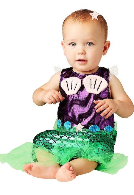 Infant Mermaid Costume