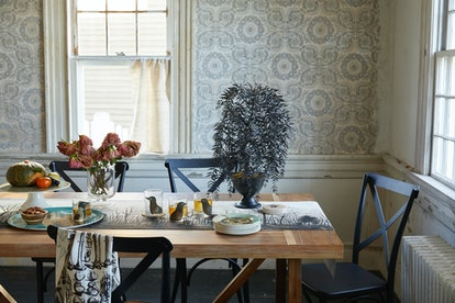 John Derian's Halloween collection for Target includes faux plants, textiles, and more