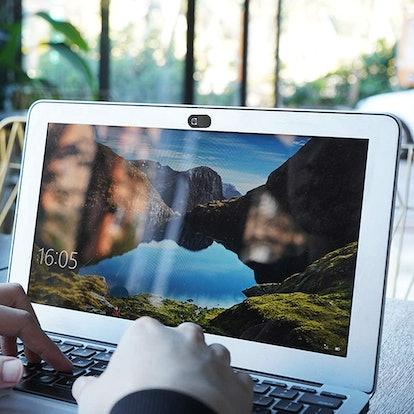 Kiwi Design Webcam Cover Slide (6-Pack)
