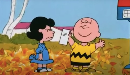 Peanuts costumes are easy to pull together for your family this Halloween