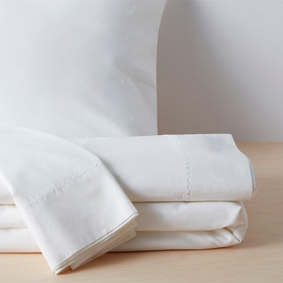 Organic Percale Sheet Set